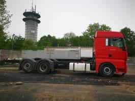 chassis cabine vrachtwagen MAN TGX 26.440 6X2*Retarder*EURO 5 Manual Gearbox*** 2012