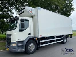 koelwagen vrachtwagen DAF LF 320 KOELER 19 TONNER 101.500 KM !!!!! 2017