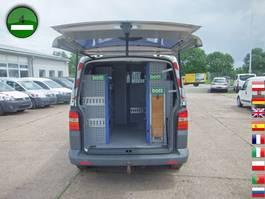 gesloten bestelwagen Volkswagen T5 Transporter 1.9 TDI Bott Werkstatteinbau KLIM 2006