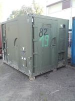 dry standaard zeecontainer ABB 10ft container