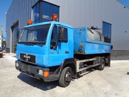 asfaltverwarmer MAN 12.163 Bitumen Sprayer - Hookarm System 2000