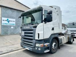standaard trekker Scania R 420 / Manualgear / Retarder / Klima / Euro 4