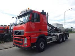 containersysteem vrachtwagen Volvo FH 460 8X4 TRIDEM EURO 5 + HAAKSYSTEEM !! 2011