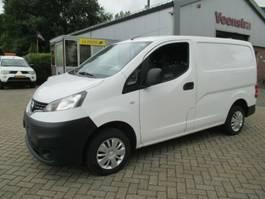 gesloten bestelwagen Nissan NV200 Evalia 1.5DCI Klima Tempomat Netto €5450,=