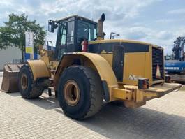 wiellader Caterpillar 966G with 3306 engine 2002