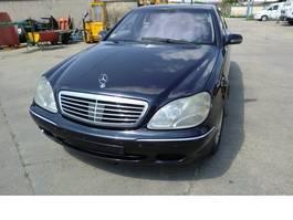 sedan auto Mercedes-Benz S 400 L CDI Lang ALLE EXTRAS!!! 2001