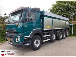 kipper vrachtwagen > 7.5 t Volvo FM FMX 10x4 euro 6 kipper 2015