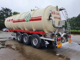 tankoplegger Van Hool van Hool 36m3  2010  RVS 3.16