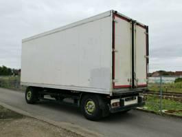 koelwagen aanhanger Schmitz Cargobull 2 x KO18 TKing KD II  Diesel / Strom