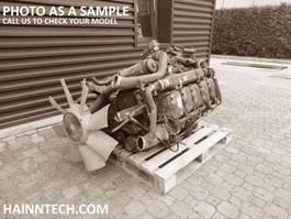 Motor vrachtwagen onderdeel Scania DC9 38 XPI