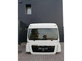 cabine - cabinedeel vrachtwagen onderdeel MAN TGX FAHRERHAUS EURO 5 XLX