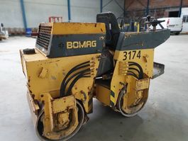 trilrolwals Bomag BOMAG BW75 ADL  VIBRO ROL
