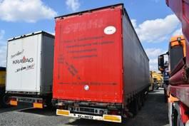 schuifzeil oplegger Schmitz Cargobull S 01 Lift Mega Verbreiterbar auf 3 Meter 2006