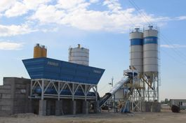 betonmixinstallatie PROMAX Compact Concrete Batching Plant C100-TWN-LINE (100m³/h) 2020