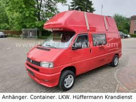 alkoof camper Volkswagen T4 Caravelle lang 2.5 TDI REIMO WoMo 1991