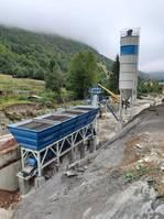 betonmixinstallatie PROMAX Compact Concrete Batching Plant C60-SNG-LINE (60m³/h) 2020