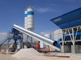 betonmixinstallatie PROMAX STATIONARY Concrete Batching Plant S100-TWN (100m³/h) 2020