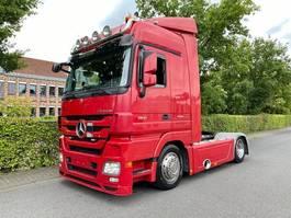 mega-volume trekker Mercedes-Benz Actros 1841 Megaspace EEV Retarder Luft/Luft 2011