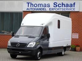 paardenbakwagen Mercedes Benz Sprinter 515 Cdi Tier-/Pferdetransporter 3.5 T 2009