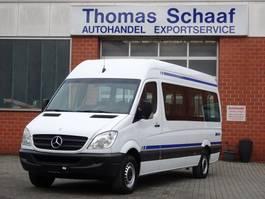 minivan - personenbus Mercedes-Benz Sprinter 313 Cdi Maxi 9 Sitze Klima Rollstuhllift 6 Gang Euro 5 2013