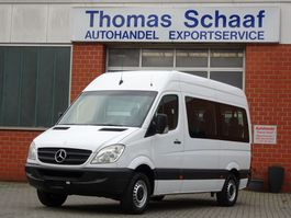taxibus Mercedes Benz Sprinter 311 Cdi Flex-i-Trans Rollstuhllift 9 Sitz Euro 4 2008