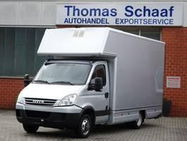bakwagen bedrijfswagen < 7.5 t Iveco Daily 35C15 Hpi Koffer LBW Klima 3.5 t Euro 4 2008