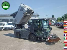 veegmachine Schmidt Swingo Compact 200 KLIMA EURO 6 SFZ 2014