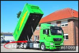 kipper vrachtwagen > 7.5 t MAN TGS 26.440 BL / 3 Kammern, Schleuse, Kompressor 2011