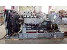 generator Iveco GE 8281 SRG 1602--- 400 KVA--- 1997