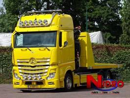 takelwagen-bergingswagen-vrachtwagen Mercedes-Benz Actros 2542 CRANE 27.5 TON BRILLE 6 TON unused 2013