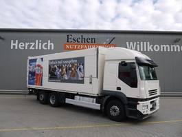 verkoop opbouw vrachtwagen Iveco AT 260 S 42 Orten Getränkekoffer, LBW, Klima 2006