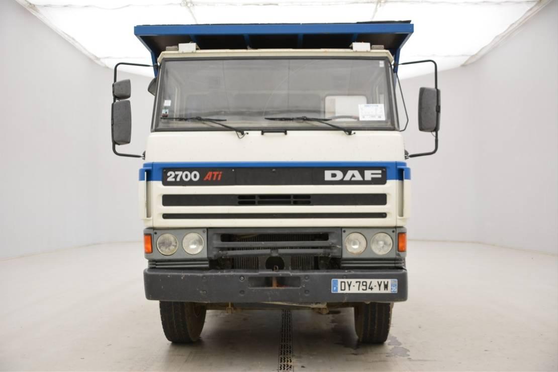autotransporter vrachtwagen DAF ATi - 6x2 1992