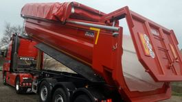 kipper oplegger Lider tipper semi trailer. 2020