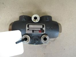 hydraulisch systeem equipment onderdeel Bucher MTEA08-050R 2020