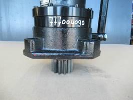 versnellingsbak equipment onderdeel Comer PG161PR