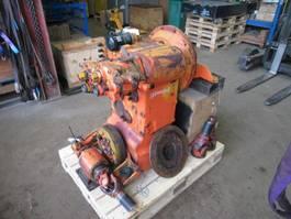 versnellingsbak equipment onderdeel ZF 4WG120
