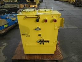 cabine - cabinedeel equipment onderdeel New Holland Kobelco E215