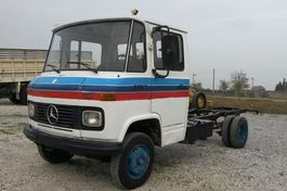chassis cabine vrachtwagen Mercedes-Benz 508D 1987