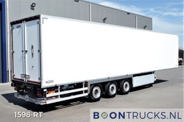 koel-vries oplegger Chereau CSD3 -  NEW/UNREGISTERED | DOUBLE STOCK * TAIL LIFT * FULL OPTION 2020