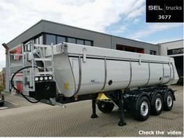 kipper oplegger Schmitz Cargobull SKI 24 SL 7.2 / Thermo-Isolierung / Alu-Felgen