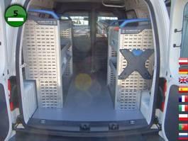 gesloten bestelwagen Volkswagen Caddy 1.6 TDI Werkstatteinbau KLIMA 2014