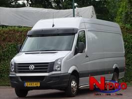 gesloten bestelwagen Volkswagen CRAFTER 50 L3 AC CAMERA CC 53.000km 2011