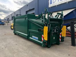 perscontainer Werner & Weber MPC-20.N.AT met Kantelaar 2020