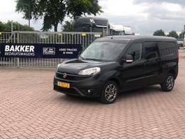 gesloten bestelwagen Fiat *2018* DOBLO 1.3 MJET 95pk L2H1 - Airco 2018