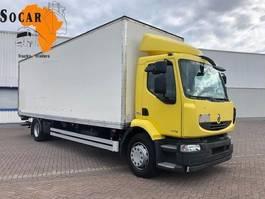 bakwagen vrachtwagen > 7.5 t Renault MIDLUM 18.270 DXI AUTOMATIC 2012