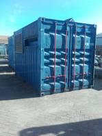dry standaard zeecontainer 4 meter container