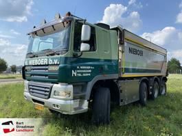 kipper vrachtwagen > 7.5 t Ginaf X 4446 TS 8x8 euro 5 -2 stuks op voorraad 2008