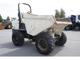 mini dumper wiel Terex TA 9 1300 MTH ! like NEW , mini dumper , capacity 9,000kg , 4x4 2016