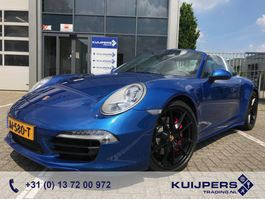 cabriolet auto Porsche 911 3.8 Targa 4S / PDK / Sport Crono 2014