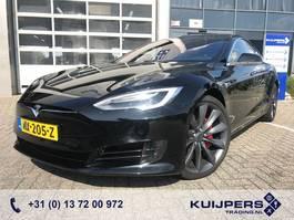 voiture à hayon Tesla Model S 60 Base / 4% Bijtelling / Excl. BTW / 21'' / Black!! 2017
